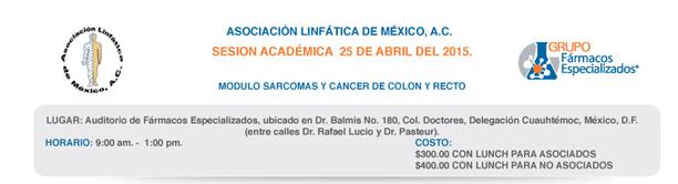 Módulo Sarcomas y Cancer de Colon y Recto